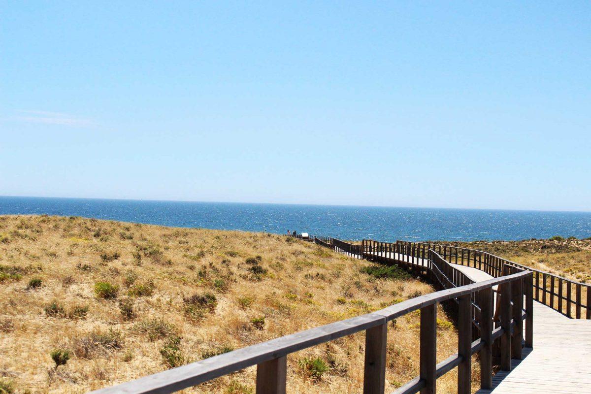 Praia Grande Algarve