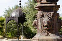 Pergola and garden details